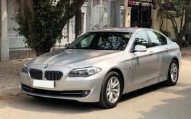Sedan hạng sang BMW 523i 2012 rao bán lại giá chưa đến 1 tỷ đồng