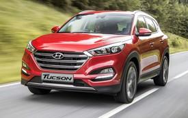 Hyundai Tucson được bổ sung phiên bản hiệu suất cao