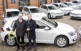 Toàn bộ xe Volkswagen được lên kế hoạch chuyển sang chạy điện vào năm 2030