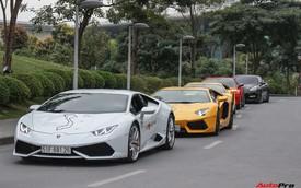 [Quiz] Bạn biết gì về hành trình siêu xe Car & Passion 2018 tại Việt Nam?