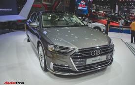 Audi A8 L thế hệ mới - Sedan hạng sang đầu bảng về công nghệ tới Đông Nam Á