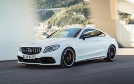 Thêm 2 cấp số, Mercedes-AMG C63 càng bá chủ tốc độ trong phân khúc
