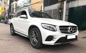 Mercedes-Benz GLC 300 4Matic đi gần 2 năm bán lại gần như không mất giá