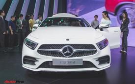 Hình ảnh thực tế Mercedes-Benz CLS - Đối thủ trực tiếp của Audi A7