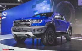 Chi tiết Ford Ranger Raptor - Bán tải hiệu suất cao sẽ nhập từ Thái Lan về Việt Nam