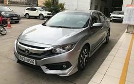 Honda Civic 2018 có mặt tại đại lý, giá tạm tính từ 750 triệu đồng