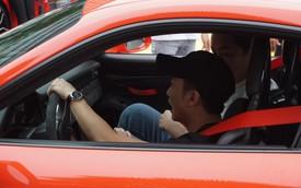 Vì sao Cường đô-la không lái siêu xe trong hành trình Car & Passion 2018?