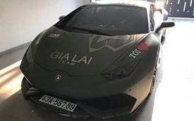 "Lamborghini Huracan ""san bằng tất cả"" góp mặt chặng 2 tại Car & Passion 2018"