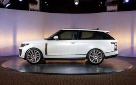 Range Rover SV Coupe - SUV hai cửa hoàn toàn mới