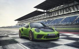 Porsche 911 GT3 RS bản nâng cấp ra mắt cùng sinh nhật 70 năm hãng xe