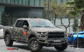 Trên 2 chiếc siêu bán tải làm nhiệm vụ hậu cần Car & Passion 2018 có gì?