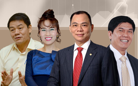 Chủ tịch THACO Trần Bá Dương lọt danh sách tỷ phú giàu nhất hành tinh