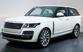 Chi tiết Range Rover hai cửa hoàn toàn mới giá gần 300.000 USD