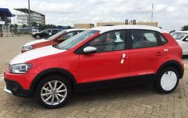 Volkswagen Cross Polo - Xe Đức giá 725 triệu đồng đấu Ford EcoSport tại Việt Nam