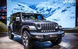 """Jeep Wrangler """"tham chiến"""" châu Âu với phiên bản mới"""