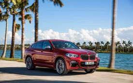 BMW X4 2019 - Nối dài cơn bão crossover lai coupe