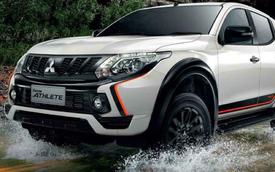 Mitsubishi Triton phiên bản đặc biệt Athlete giá 746 triệu đồng tại Việt Nam
