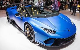 Lamborghini trình làng siêu xe mui trần hiệu suất cao Huracan Performante Spyder