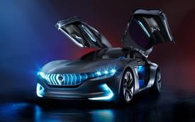 Pininfarina - nhà thiết kế xe cho VINFAST - tung concept đậm chất Mercedes-Benz