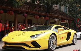 Đâu là thương hiệu có số lượng siêu xe lớn nhất tham dự Car & Passion 2018?