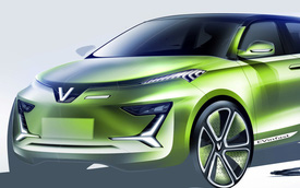 Đây là 2 thiết kế xe VINFAST cỡ nhỏ được bình chọn nhiều nhất sau 24 giờ