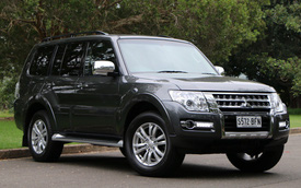 "Mitsubishi muốn ""lột xác"" Pajero"