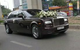 Đại gia Hà Nội tậu Rolls-Royce Phantom chính hãng hơn 50 tỷ đón dâu cho con trai