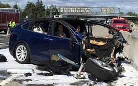 Hệ thống tự lái trên Model X hoạt động bình thường trước khi gây tai nạn chết người, Tesla lâm nguy