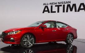 Nissan đặt niềm tin lớn vào dòng xe sedan: Liệu có quá mạo hiểm?
