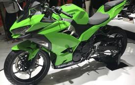 Kawasaki Ninja 250 ABS 2018 sắp về Việt Nam, giá 139 triệu đồng