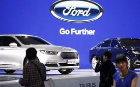 Ford hâm nóng lại quan hệ với các đối tác Trung Quốc sau thời gian dài nguội lạnh