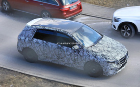 Mercedes-Benz B-Class thế hệ mới lộ thêm thông tin trước ngày ra mắt