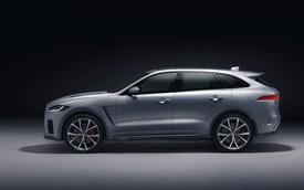 Jaguar công bố SUV chủ lực J-Pace mới, cạnh tranh Porsche Cayenne