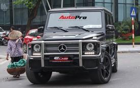 """Nghi vấn Mercedes-Benz G65 AMG mua từ đại lý từng bán Pagani cho Minh """"nhựa"""" về Việt Nam"""