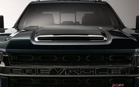 Chevrolet Silverado hoàn toàn mới muốn hạ gục Ford F-Series