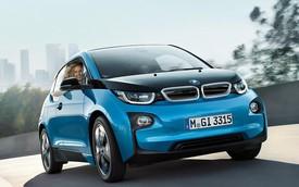 BMW i1 - Xe thuần điện dùng khung gầm Mini Cooper