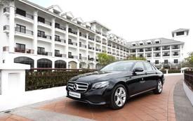 Khách sạn Hà Nội sắm cùng lúc 4 xe Mercedes-Benz E200