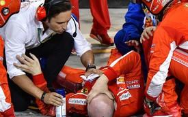 Trong đua xe, chỉ tích tắc bất cẩn khiến Ferrari phải trả giá bằng gần 62.000 USD