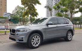 BMW X5 đi 4 năm khấu hao bằng một chiếc BMW 320i mới của THACO phân phối