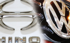 Toyota bắt tay đối thủ Volkswagen để sản xuất xe tải