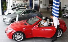 """Bộ Tài chính: Không thể """"móc ngoặc"""" giảm giá ô tô thấp hơn 1,5 tỷ đồng để tránh nộp thuế tài sản"""