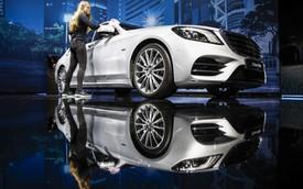 Mercedes-Benz sắp ra mắt xe điện sang như S-Class