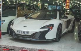 Chia tay bộ đôi Rolls-Royce, ông trùm cafe Trung Nguyên tiếp tục bán McLaren 650S Spider