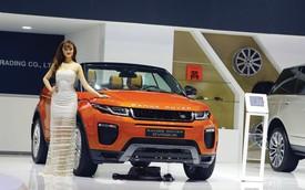 Lo giảm số thu từ thuế nhập khẩu ô tô nguyên chiếc