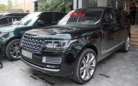 Range Rover Holland & Holland - SUV đắt nhất của hãng xe Anh quốc về Việt Nam