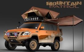 Khi bạn thích leo núi nhưng bố mẹ bắt phải mua xe Nissan