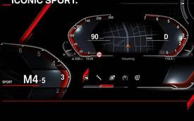 """BMW """"nhá hàng"""" thiết kế cụm đồng hồ hiện đại trên các mẫu xe chủ lực mới"""