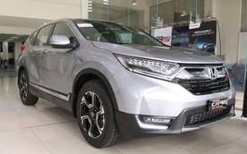 Honda Việt Nam tăng giá tất cả ô tô nhập khẩu