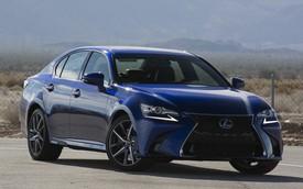 Lexus chuẩn bị khai tử GS?