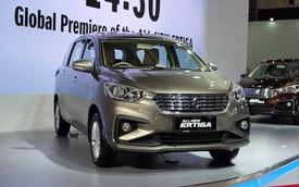 Suzuki Ertiga 2018 ra mắt, tút lại thiết kế để cạnh tranh Toyota Innova và Mitsubishi Xpander